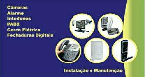 INSTALAÇÃO DE CAMERAS ZONA LESTE
